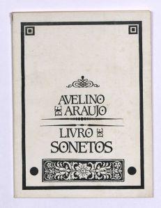 livro de sonetos