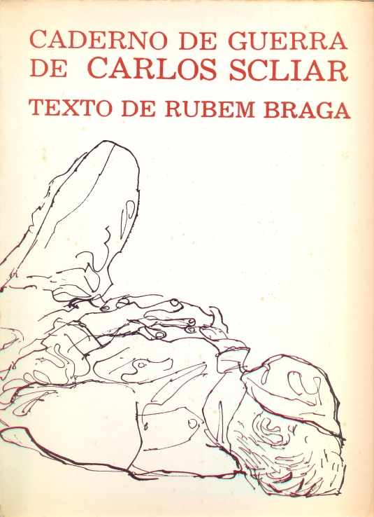 Caderno de guerra de Carlos Scliar