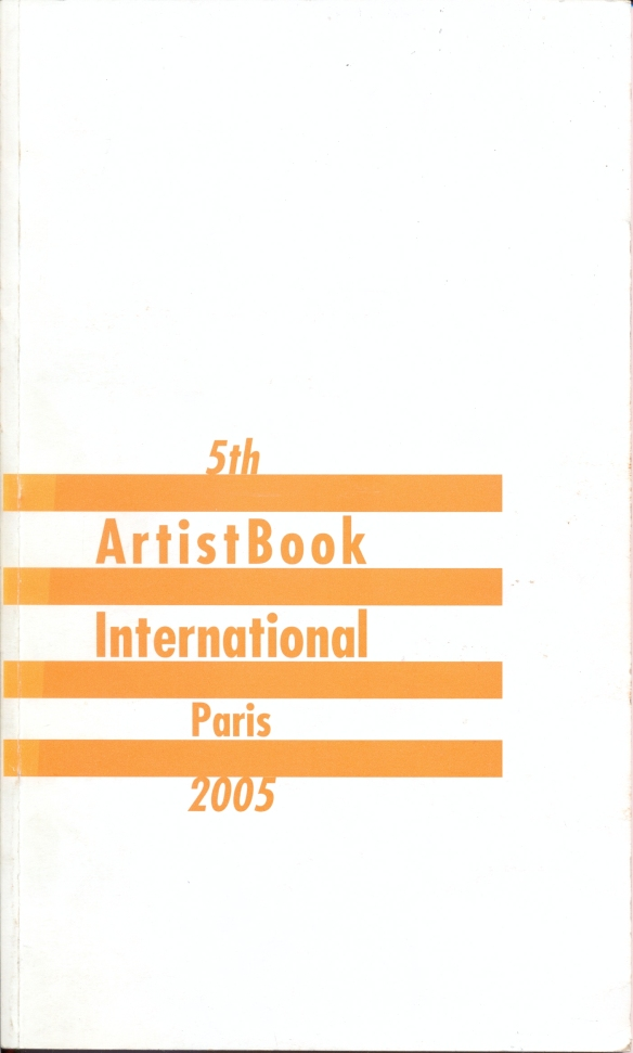 5th Artist book international
